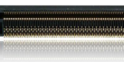 Automotive board edge connectors meet requirements of MXM3.0