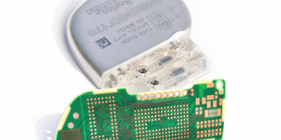 Miniaturised PCBs have designs on wearable medical devices