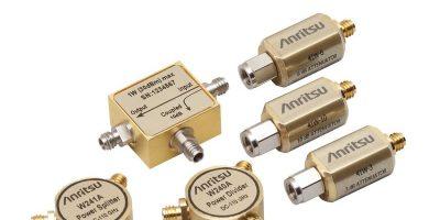 Metrology-grade coaxial components join Anritsu range