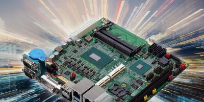 Industrial-grade Mini-ITX SBC exploits Coffee Lake CPU for 4k video systems