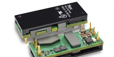 Modules provide high density for RF power amplification in telecomms