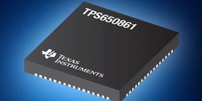 Mouser ships TI's TPS650861 multi-rail PMICs