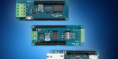 Mouser takes stocks of Arduino MKR Shields