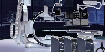 Reliable DIN-Rail power supplies keep medical applications on track