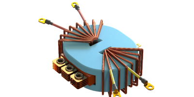 Integrated magnetics components serve hybrid automotives