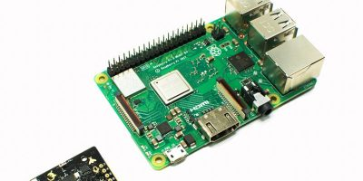 RS Components offers UrsaLeo Pi for IoT-sensor development