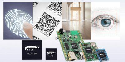 RZ/A2M microprocessor expands e-AI applications