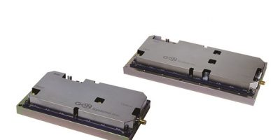Evaluation boards from Richardson RFPD support wireless power transfer