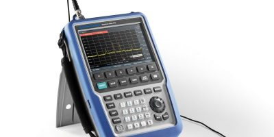 Handheld microwave models expand R&S Spectrum Rider FPH family