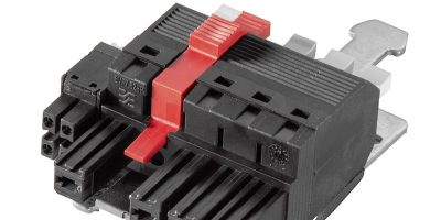 TTI to supply three-in-one hybrid connectors from Weidmüller