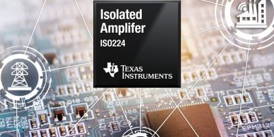 TI isolated amplifier extends working voltage range