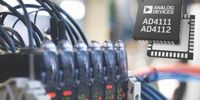 ADCs simplify PLC module development