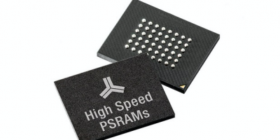 CMOS PSRAMs have densities to meet high bandwidth, low power applications