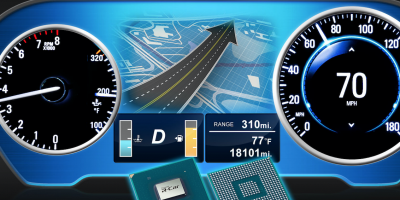 R-Car E3 SoC adds 3D graphics for instrument clusters