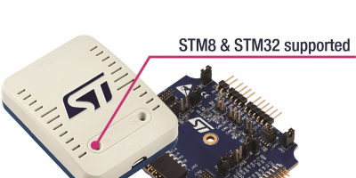 Probe increases programming efficiency for STM8 and STM32