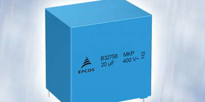 AC filter capacitors withstand high temperatures