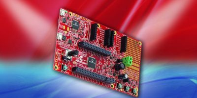 Win a Microchip dsPIC33CH Curiosity Development Board