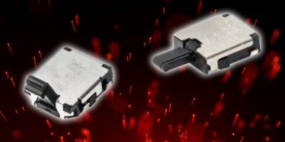 Medical switches are smallest side-actuated detect models, says C&K