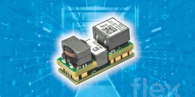 Isolated DC/DC converter targets next-gen data centres