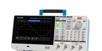 Farnell element14 addsTektronix AFG31000 arbitrary function generator