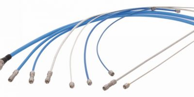 Phase-stable cables provide consistency over changing temperatures