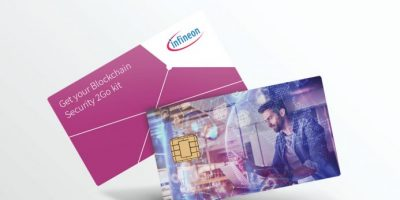 Infineon introduces starter kit for blockchain security