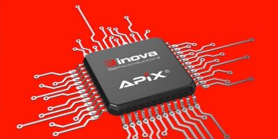 Inova Semiconductors launches first SerDes devices of APIX3 generation