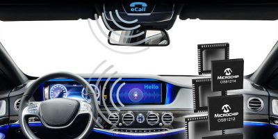INICnetTM technology helps simplify automotive infotainment networking
