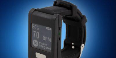 Mouser offers Maxim's health sensor platform for advanced health monitoring