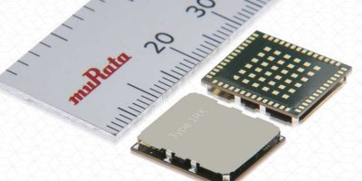 Murata shrinks NBIoT module and stretches battery life