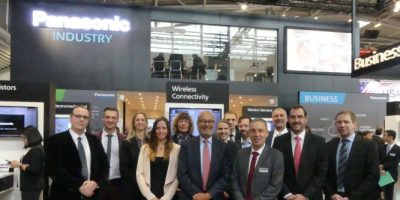 Panasonic Industry signs distribution deal with Bürklin Elektronik