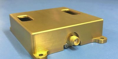 Power amplifier module prepares for Astro Digital space flight