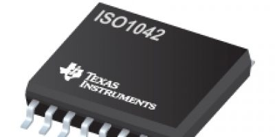Isolated CAN FD transceivers raise bus fault protection