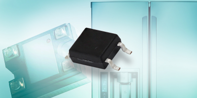 Optocouplers offer 800V off-state for home appliances and industrial equipment
