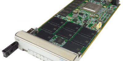 NVMe HBA storage module has full RAID support