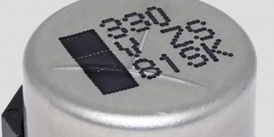 Conductive polymer hybrid capacitors have increased current ratings