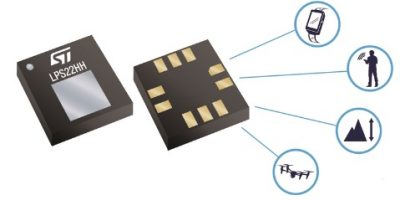 MEMS pressure sensor can eliminate one-point calibration to increase efficiency