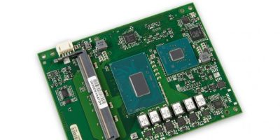 COM Express Module targets graphics and data performance
