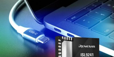 USB-C buck-boost battery charger is versatile for mobile computing