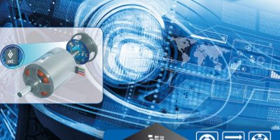 Servo drive for direct control of motors is available at Rutronik