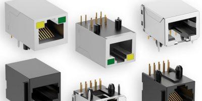 Fischer Elektronik adds RJ45 sockets for industrial applications