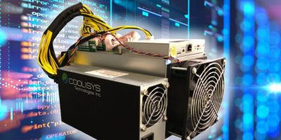AC/DC power supply targets Bitcoin mining systems
