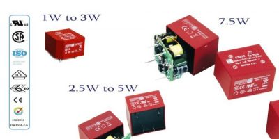 JPR Electronics adds encapsulated switch mode power supplies