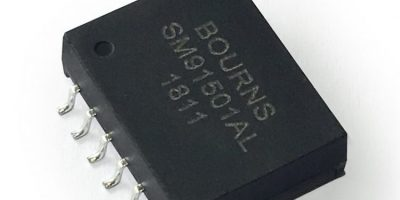 RS Components ships signal transformers for battery monitoring applications