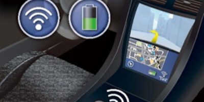Qi standard combines with NFC communication for automotive charging