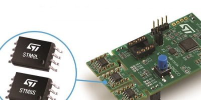 Kit evaluates microcontrollers to jump-start development