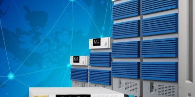 Compact AC/DC power supplies reduce test costs worldwide