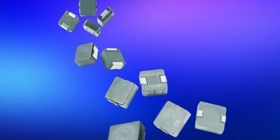 IHLP inductors from Vishay Intertechnology have short lead times