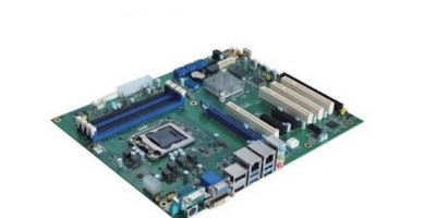 Industrial ATX motherboard boosts memory capacity for transport and factory