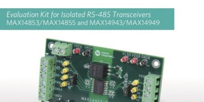 Gaining Better System Performance, Fault Protection, and Speed from RS-485 ICs